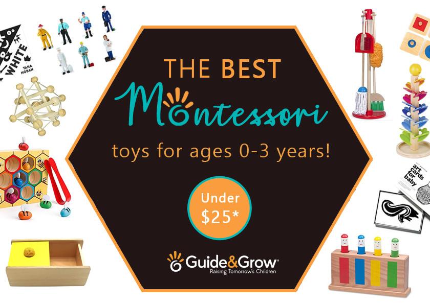 The Best Montessori Toys