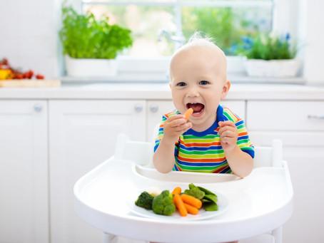 Starting solid foods and Montessori