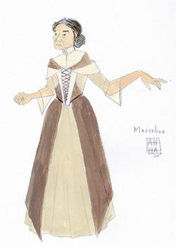 Marceline-Le mariage de Figaro