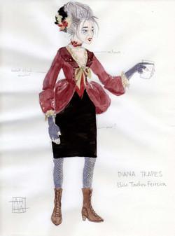 Diana Trappes - L'Opéra du Gueux