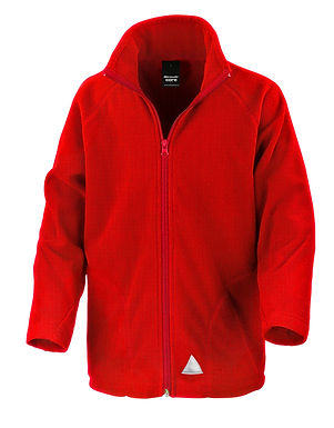 School Micro Fleece - 4 Colours Available