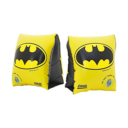 Zoggs - Batman Armbands - 2 - 6 Years