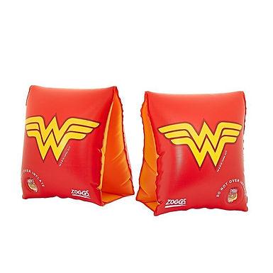 Zoggs - Wonderwoman Armbands - 2 - 6 Years