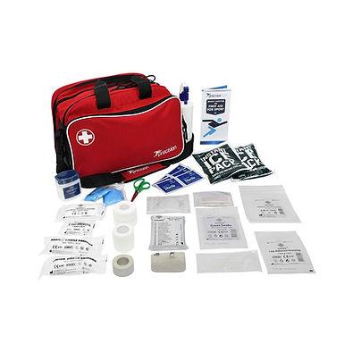 Precision Pro HX Run On Touchline Medi Bag + Medical Kit A