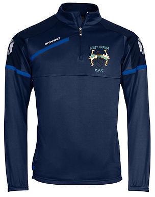 Denby Grange C.A.C Half Zip Sweatshirt - Youth
