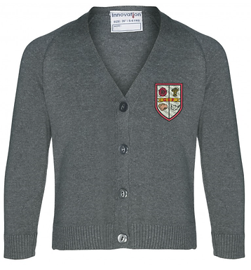 Great Sankey Primary - Knitted Cardigan