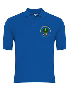 Chapelford Village Primary - Bundle 3 = 3 x Cardigans, 5 x Polo Shirts