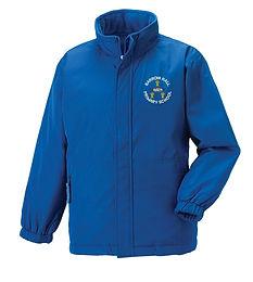 Barrow Hall Primary - Reversible Jacket