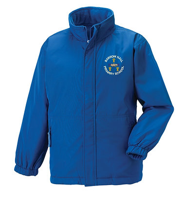Barrow Hall Primary - Reversible Jacket