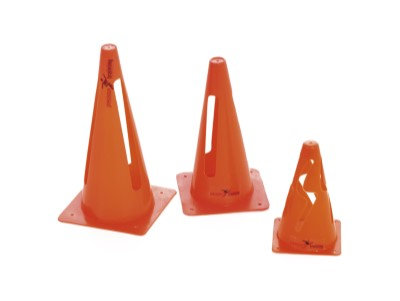 "Precision Collapsible Cones (Set of 4) 9"" / 12"" / 15"""