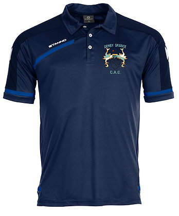 Denby Grange C.A.C Polo Shirt - Adult Only