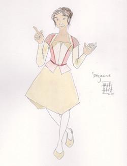 Suzanne - Le Mariage de Figaro