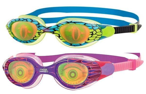 Zoggs - Sea Demon Junior Goggles