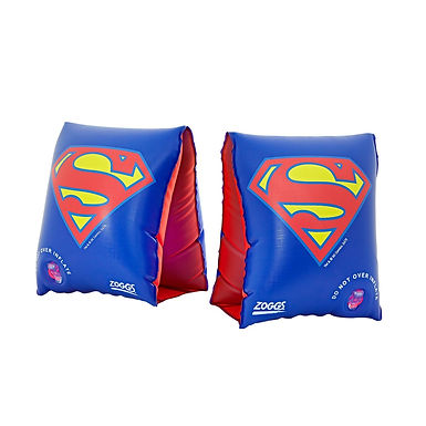 Zoggs - Superman Armbands - 2 - 6 Years