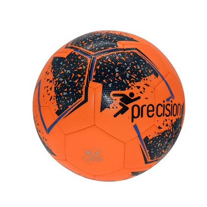 Precision Fusion Training Ball - Orange/Black