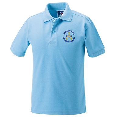 Barrow Hall Primary - Hardwearing Polo Shirt