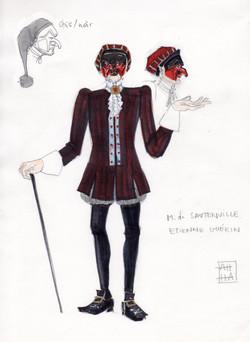 Monsieur De Sautenville