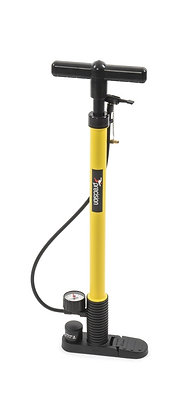 Precision Heavy Duty Stirrup Pump with Gauge