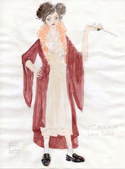 Madame Peachum - L'Opéra du Gueux