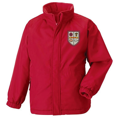 Great Sankey Primary - Kids Reversible Jacket - J875B
