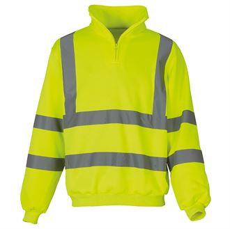 Yoko Half Zip Sweatshirt - YK031