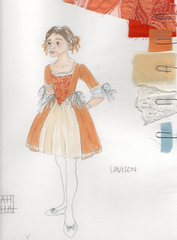 Louison - Le Majade imaginaire