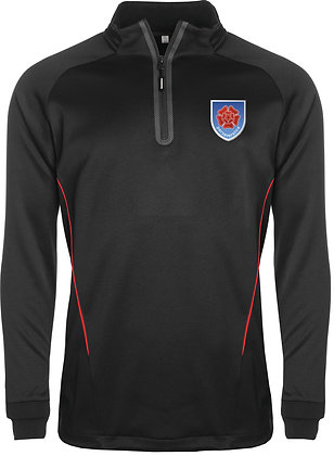 Penketh High School - Half Zip Sports Top