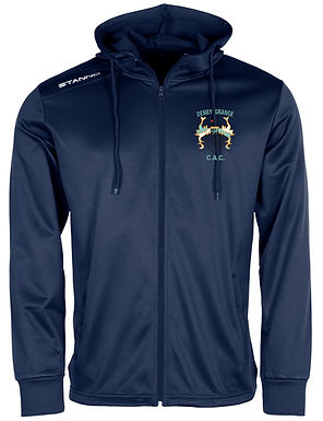 Denby Grange C.A.C Full Zip Hooded Sweatshirt - Youth