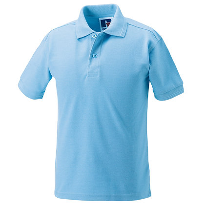 Russell School Polo Shirt - 7 Colours Available