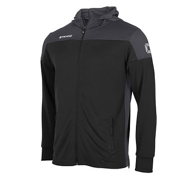 Stanno Pride Hooded Sweat Jacket - Junior
