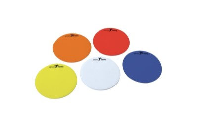 Precision Round Marker Discs (Set of 10)