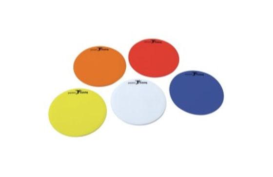 Precision Round Marker Discs (Set of 10)