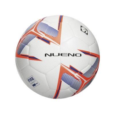 Precision Nueno Fifa Quality Match Football - White/Deep Blue/Orange Size 4 & 5
