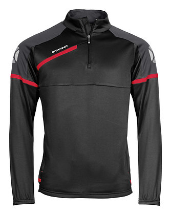Culcheth Athletic Prestige Half Zip Top - Youth