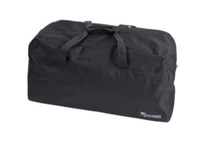 Precision Budget Team Kit Bag - Plain Black