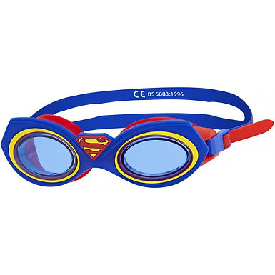 Zoggs - Superman Character Goggles (0-6 years)