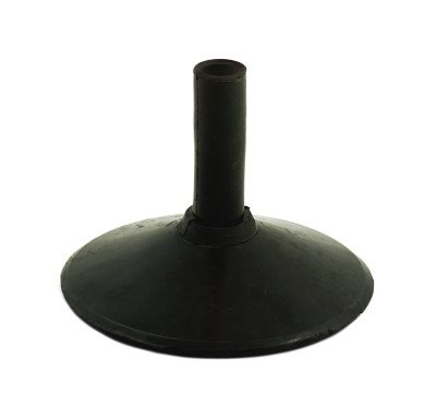 Precision Heavy-Duty Rubber Base (for Boundary Pole)