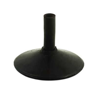 Precision Heavy-Duty Rubber Base (for Boundary Pole)