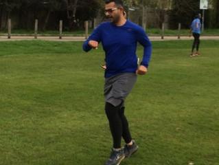 RACE REPORT - Walthamstow Park Run