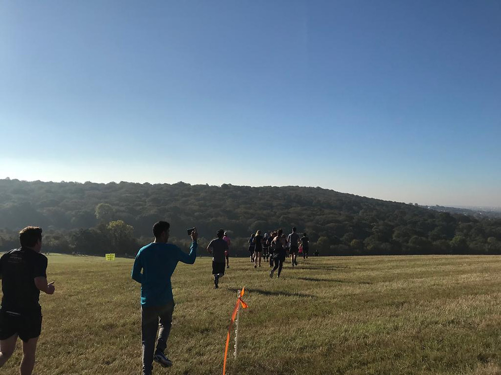 Epping Forest Tough 10k - The view