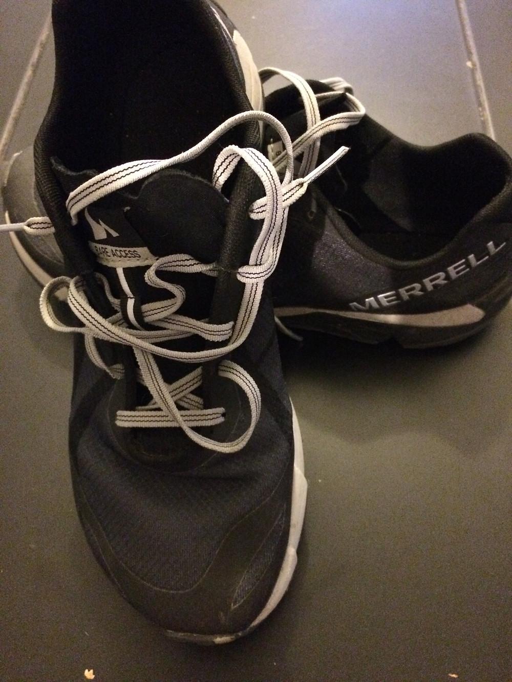 Merrell Bare Access 5. UK size 8.5