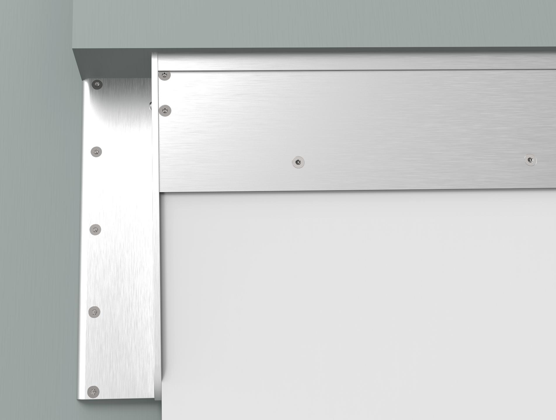LR-SDS Frameless Installation