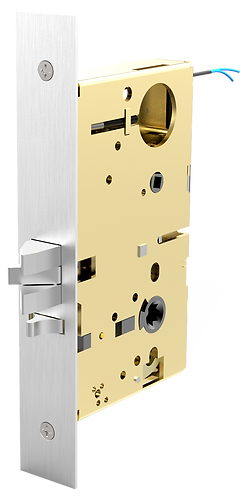 M915XE Motor Drive Electric Mortise Lock