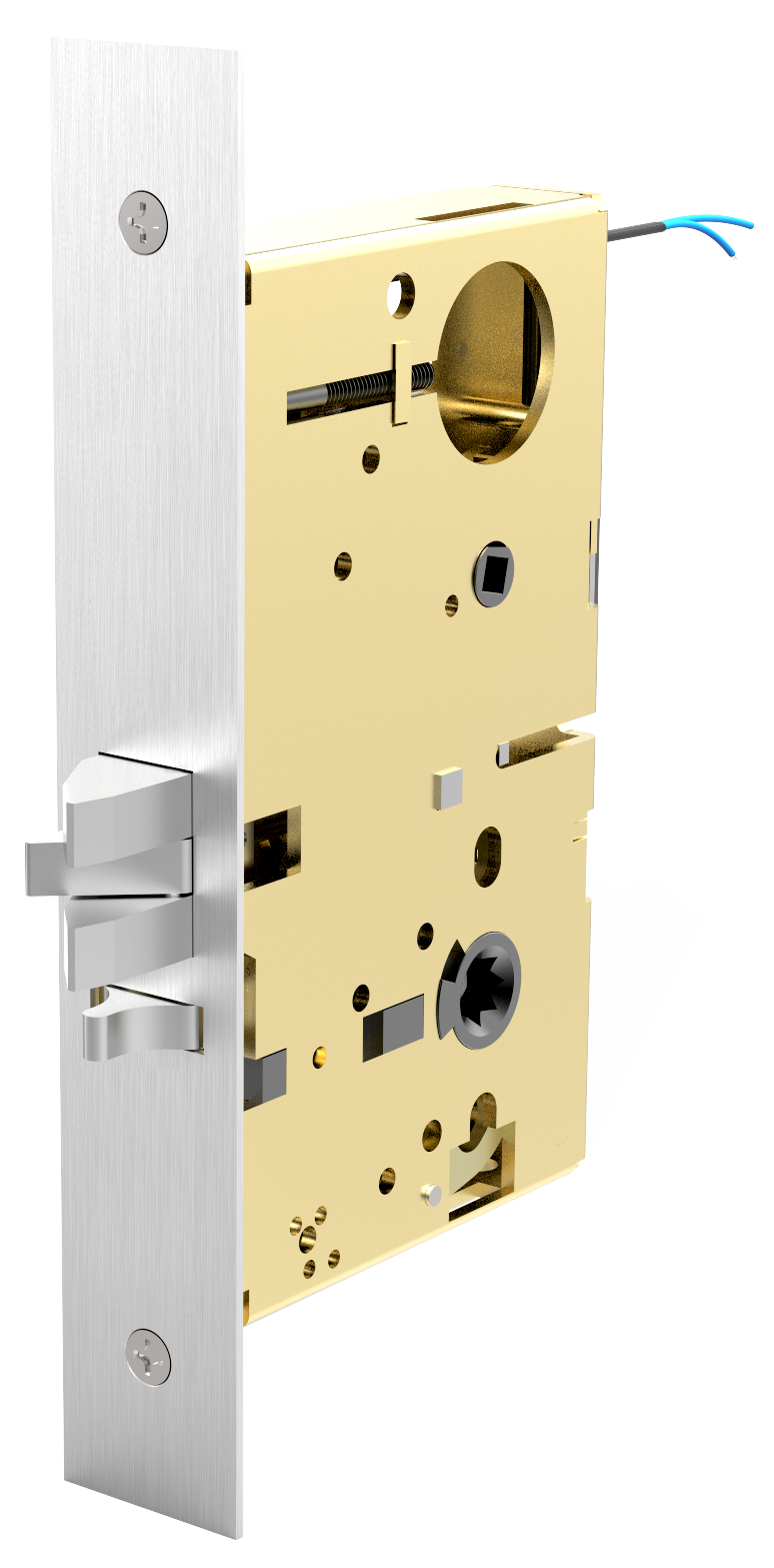 M915XE Motor Drive Electric Mortise Locks