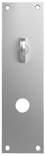 1E-T Escutcheon Plate with GF1106 Thumb Turn