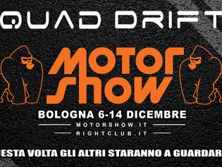 MOTOR SHOW a Bologna dal 6 al 14 Dicembre