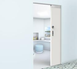 Ligature Resistant Sliding Door Syst