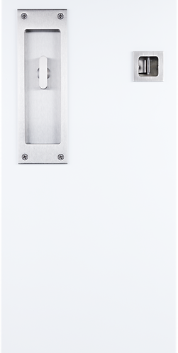 9100BDL Barn Door Lockset