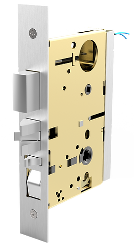 M9167E Motor Drive Electric Deadbolt Mortise