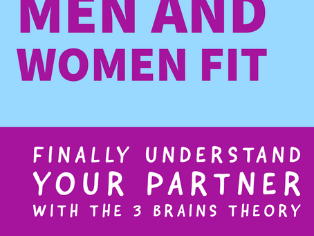 "Download for FREE ""how MEN & WOMEN FIT, finally understand your partner"